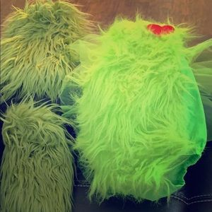 Other - Grinch Christmas costume